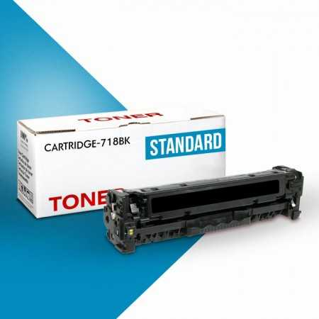 Cartus Standard CARTRIDGE-718BK